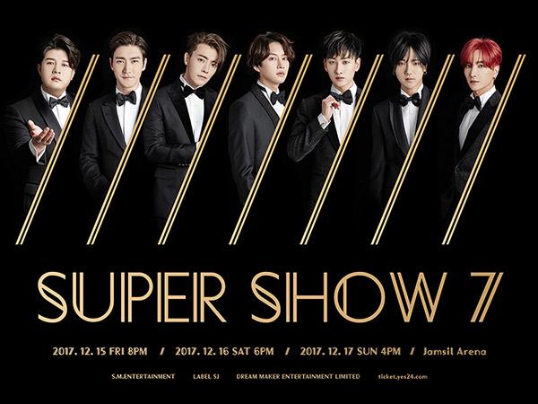 Muncul di Poster, Agensi Pastikan Siwon Ikut Rangkaian Tur Konser 'Super Show 7'!