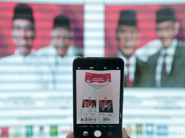 Pantau Selisih Jokowi-Ma'ruf VS Prabowo-Sandi di 5 Survei Terkini Jelang Debat Perdana Pilpres 2019