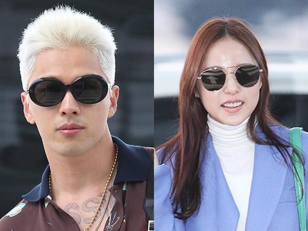 Kepergok di Bandara, Taeyang Ternyata Juga Ajak Pacarnya ke Bali