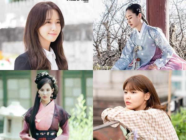 Deretan Drama Korea Populer yang Dibintangi Member SNSD