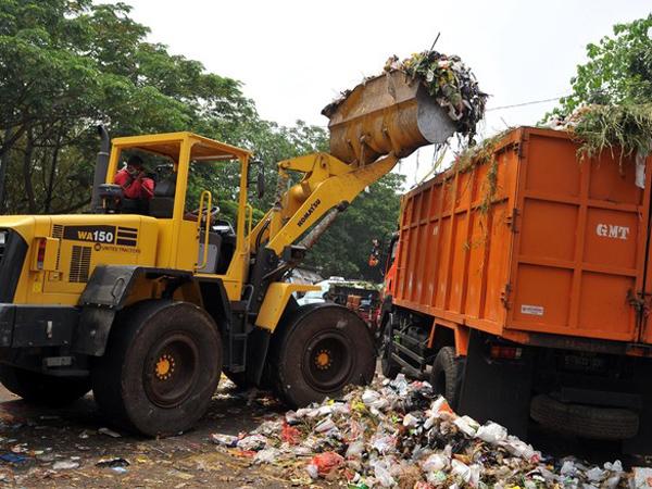 Ditolak Bekasi, Lima Titik di Jakarta Ini Akan Jadi Lokasi Pembuangan Sampah