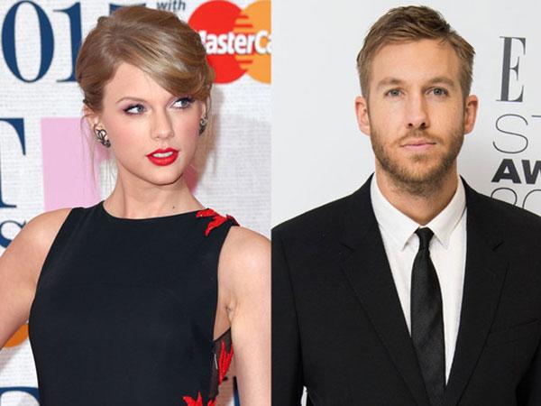 Calvin Harris dan Taylor Swift Sering Kencan Diam-diam Sejak Sebulan yang Lalu?