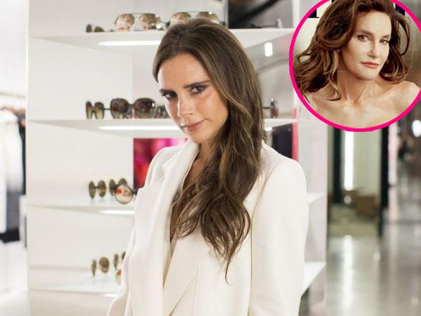 Victoria Beckham Ingin Caitlyn Jenner Jadi Model Rancangan Busananya