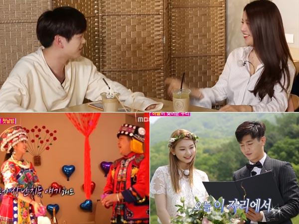 Kedatangan Satu Pasangan Baru, Intip Chemistry dan Romantisnya Pasangan 'We Got Married' Season 4!