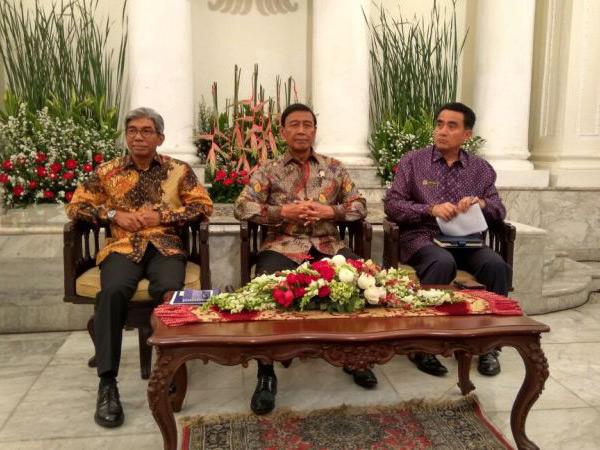 Sosialisasi Demo 212, Menko Polhukam Panggil Semua Dubes Negara Sahabat di Indonesia