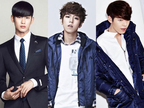 Kim Soo Hyun VS Kim Woo Bin, Mana Lawan Main yang Lebih Disukai Lee Hyun Woo?