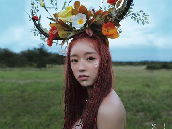 YooA Oh My Girl Masuki Negeri Dongeng dalam MV Debut Solo 'Bon Voyage'