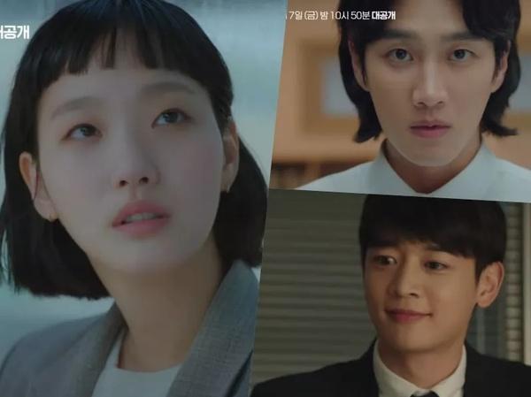 Dilema Kim Go Eun Naksir Minho SHINee dan Ahn Bo Hyun Sekaligus