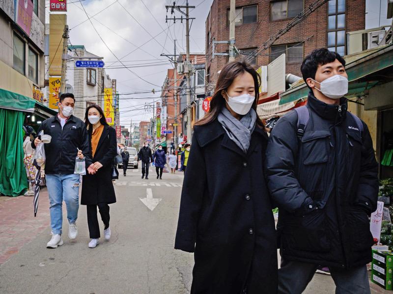 Tekan Penularan, Korea Selatan Akan Terapkan 'Social Bubble' Adaptasi Selandia Baru