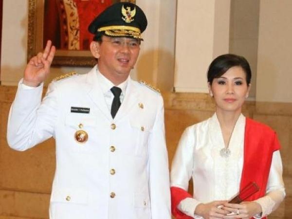 Petugas Pengadilan Benarkan Adanya Surat Gugatan Cerai Ahok-Veronica Tan?