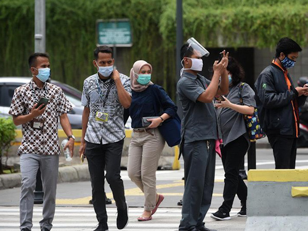 Waspada! DKI Jakarta Menjadi Wilayah dengan 3 Varian Virus COVID-19 Paling Banyak