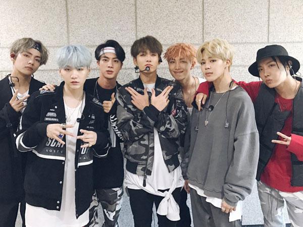 BTS Jadi Boy Group K-Pop Pertama yang Masuk Chart Billboard Hot 100!