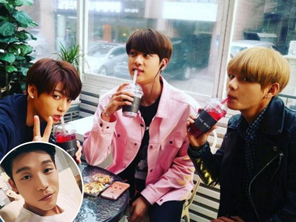 Cafenya Dikunjungi Member BTS, Changmin 2AM Ucapkan Terimakasih