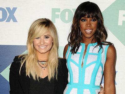 Demi Lovato akan Sutradarai Video Musik Kelly Rowland?