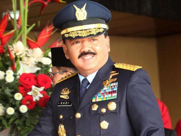 Kenalan dengan Hadi Tjahjanto, Calon Tunggal Panglima TNI yang Dipilih Presiden Jokowi