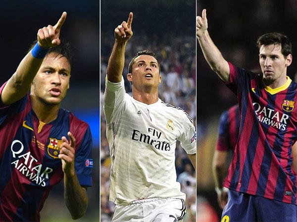 Xavi Anggap Neymar Belum Selevel Messi dan Ronaldo