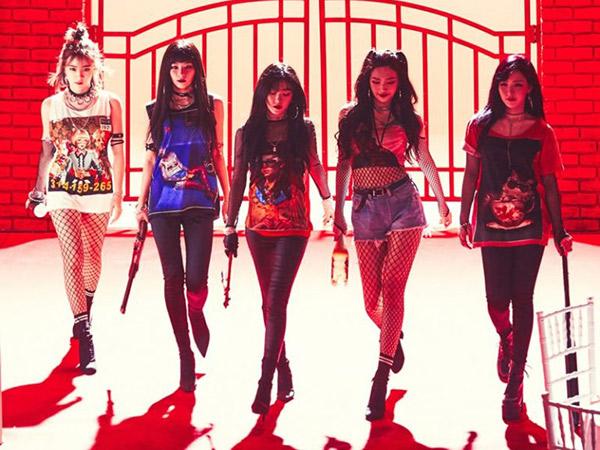 Red Velvet Tantang Para 'Bad Boy' di MV Comeback Terbarunya