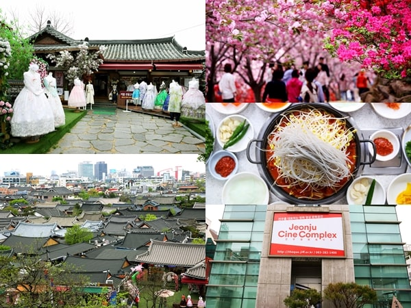 Seharian Jalan-jalan di Jeonju, Desa yang Indah dan Sejuk