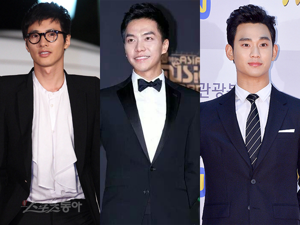 Inilah 10 Peringkat Teratas Aktor Korea yang Dinilai Tidak Cocok Berperan Antagonis