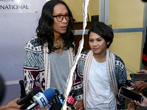 Sidang Perdana Digelar, Aming Tetap Ingin Ceraikan Sang Istri