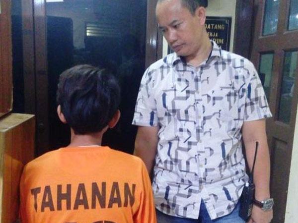 Viral Mirisnya Remaja Jadi Pengedar Sabu, Bosnya Ternyata Anak SD!