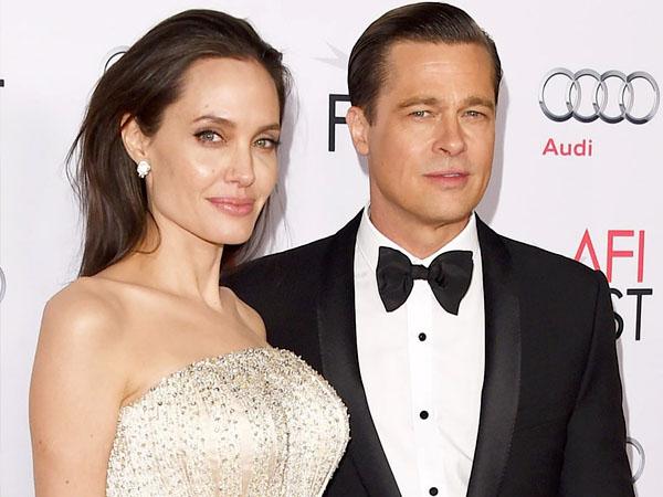 Stres, Tubuh Angelina Jolie Semakin Kurus dan Memprihatinkan Gara-gara Brad Pitt Selingkuh?