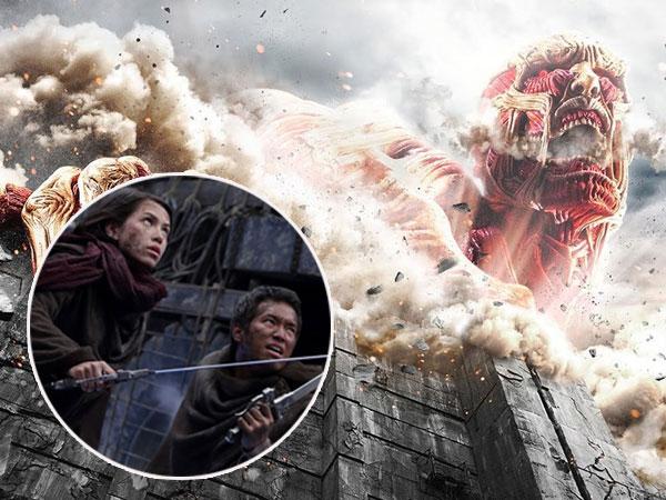 Termasuk Franchise Sukses, 'Attack on Titan' Akan Digarap Produser 'Fantastic Beasts'!