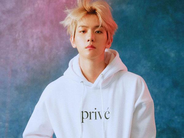 Baekhyun EXO Siap Luncurkan Lini Fashion Streetwear Sendiri
