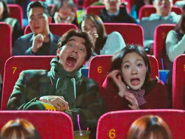 Warga Korea Selatan Tetap Nikmati Nonton Bioskop Terbuka di Tengah Wabah Corona