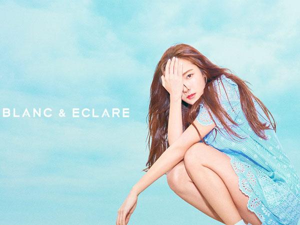 Mengintip Koleksi Spring/Summer 2018 Brand Fashion Jessica Jung BLANC & ECLARE