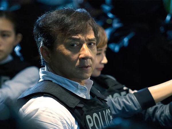 Jackie Chan Kembali Terlibat dalam Film Action dan Humor, 'Bleeding Steel'