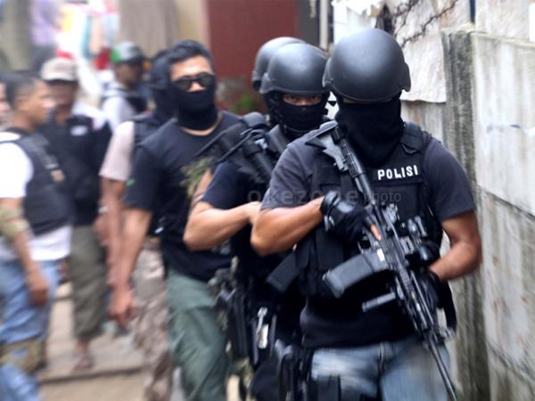 Tiga Terduga Teroris di Bekasi Berencana Ledakan Bom 'Rice Cooker' di Istana Negara
