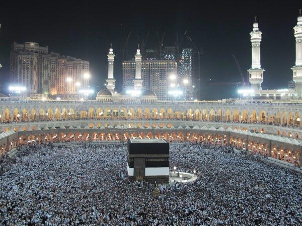 6 Orang Terluka dalam Upaya Serangan Bom Bunuh Diri di Masjidil Haram