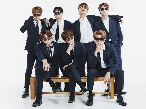 BTS Bentuk 3 Unit Kece di Pesta Perayaan Ulang Tahun Debut Ke-4