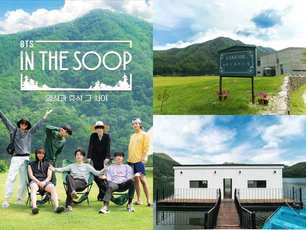 Melihat Lokasi Syuting Reality Show BTS yang Super Eksotis