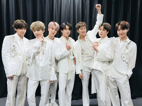 Sukses Box Office, Film Konser BTS 'Love Yourself in Seoul' Akan Tayang Eksklusif di JTBC