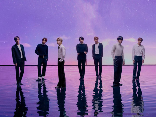 BTS Resmi Tunda Keseluruhan Tur Dunia 'Map of the Soul'