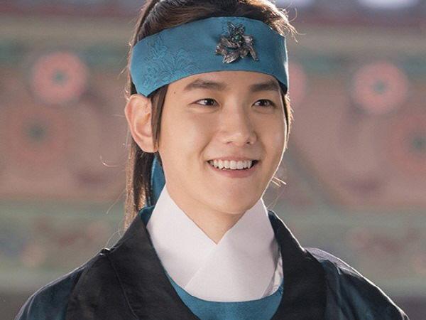 Tampannya Baekhyun EXO Jadi Pangeran Kerajaan di Teaser Drama 'Scarlet Heart'