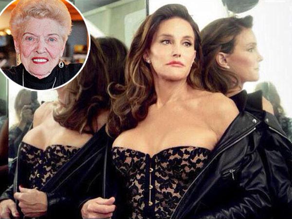 "Resmi Jadi Wanita, Ibu Caitlyn Jenner: ""Aku Tetap Memanggilnya Bruce"""