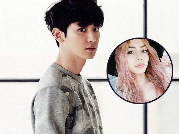 Saling Follow Dengan Chanyeol, Model Instagram Ini Juga 'Diserang' EXO -L
