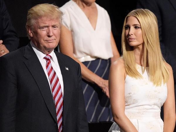 Sengaja 'Jualan' Perhiasan Saat Wawancara Eksklusif  dengan Donald Trump, Ivanka Dikritik Habis-habisan!