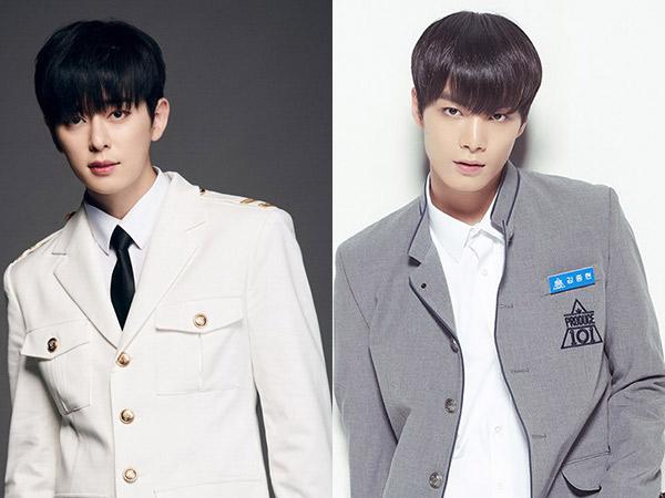 Netizen Berikan Komentar 'Kesamaan Nasib' Donghyun Boyfriend di 'The Unit' dengan JR NU'EST