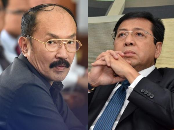 Ada Kemiripan Penangkapan Fredrich Yunadi dan Setya Novanto oleh Tim Penyidik KPK