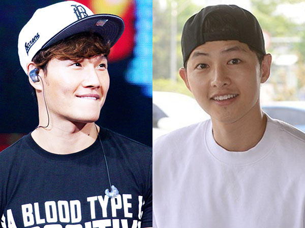 Dukung Song Joong Ki, Kim Jong Kook Pamer Nonton Bareng Drama 'Descendant of the Sun'