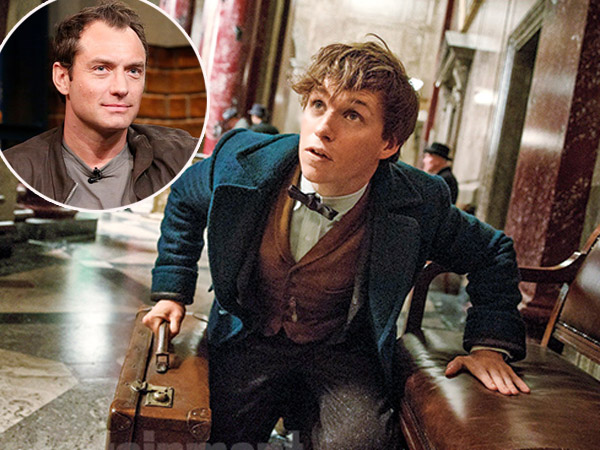 Asyik, Aktor Inggris Bermata Teduh Ini Dikonfirmasi Perankan Dumbledore di 'Fantastic Beasts'!