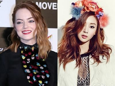 Jadi Pecinta K-Pop, Emma Stone 'The Amazing Spiderman' Ngefans dengan G.NA!