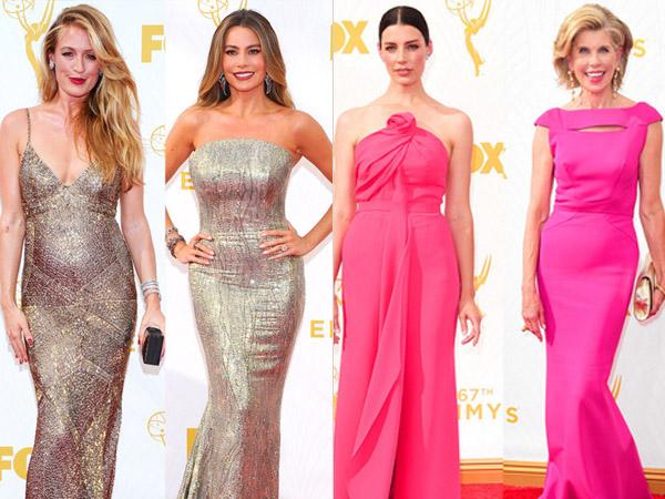 Intip Tren Fashion di Red Carpet Emmy Awards 2015