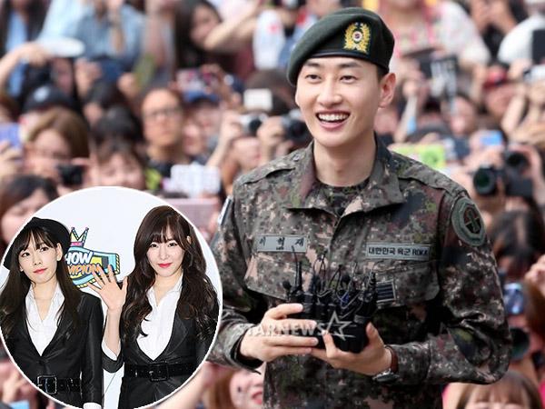 Eunhyuk SJ Ungkap Bantuan Penuh Kesan dari Member SNSD Saat Masih Wamil