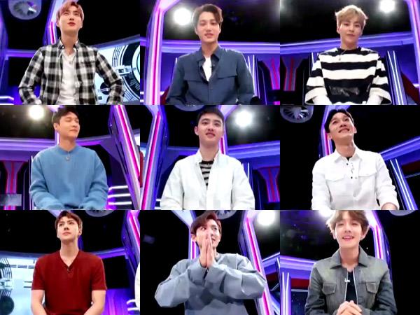 Suho Jadi Bahan 'Bully', Intip Kocaknya EXO dalam Cuplikan 'Star Show 360'