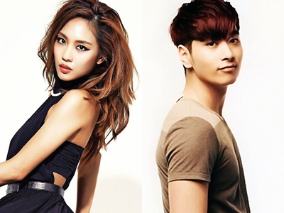 Inilah Pasangan Chansung 2PM & Fei Miss A di We Got Married Cina!